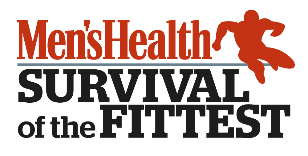 mens health survival of the fittest london  hllogo